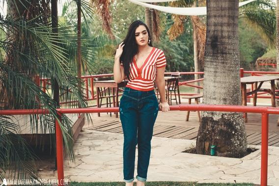 Calça Boyfriend - Consciência Jeans