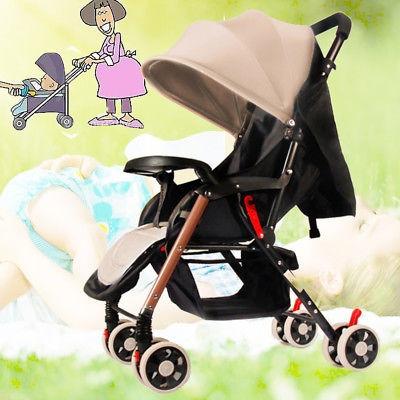 Buggy Plegable Carro Cochecito Silla Paseo Bebé De yY6bgf7
