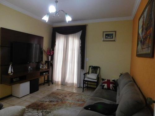 Casa Residencial À Venda, Cidade Nova, Jundiaí. - Ca1120 - 34730091