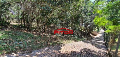 Imagem 1 de 4 de Terreno À Venda, 1162 M² Por R$ 600.000,00 - Granja Viana - Cotia/sp - Te0418