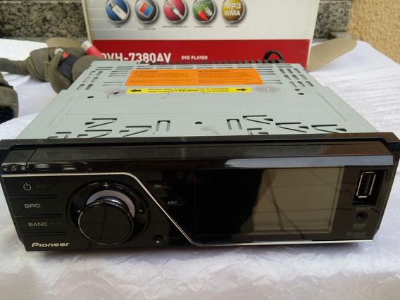 Dvd Player Pioneer Automotivo