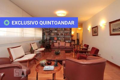 Apartamento No 9º Andar Mobiliado Com 3 Dormitórios E 3 Garagens - Id: 892932170 - 232170