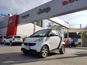 Smart Fortwo Coupe Black & White Con Un Año De Garantia