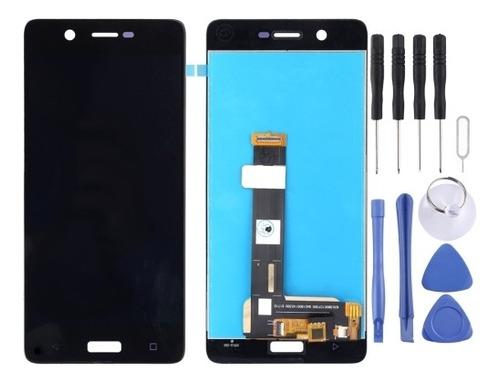Pantalla Lcd Panel Nokia Ta Negro 1x