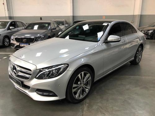 Mercedes-benz Clase C 2.0 C250 Avantgarde 211cv At 2016