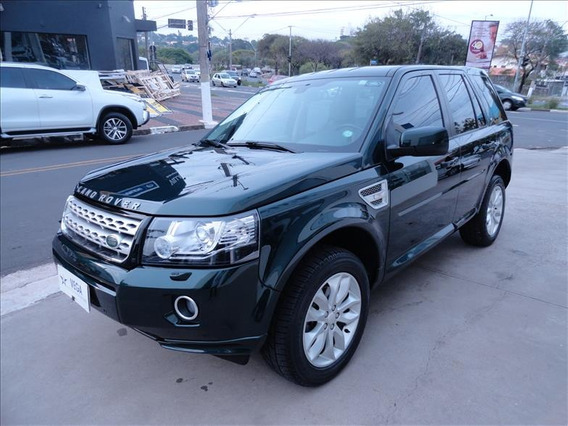 Land Rover Freelander 2 2.2 Se Sd4 16v Turbo Diesel 4p Autom