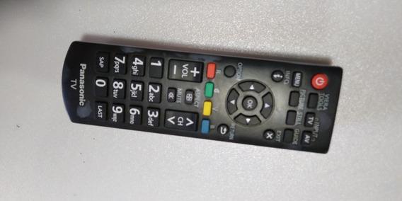 Controle Remoto Tv Panasonic Tc-l32b6b