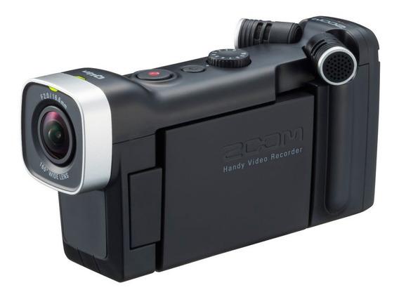 Gravador Digital Zoom De Vídeo E Áudio - Q4n Hdmi Usb