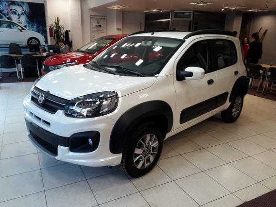 Fiat Uno Way 0km Anticipo $90.000 + Cuota $8.800 Tasa 0% X-