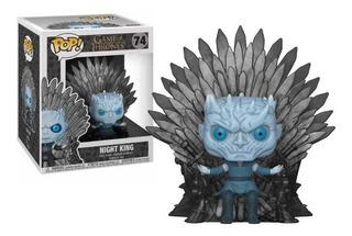 Funko Pop Night King De Juego De Tronos Game Of Thrones 74