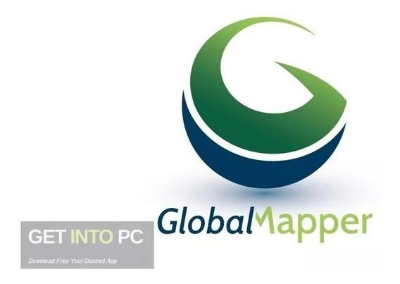 Global Mapper V20 - 2018 + Módulo Lidar + Envio Imediato