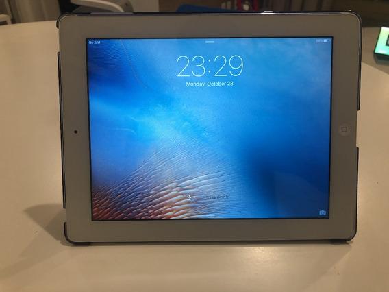 iPad 3a. Geração 32gb Wifi + 4g (chip Sim) + Bluetooth 4
