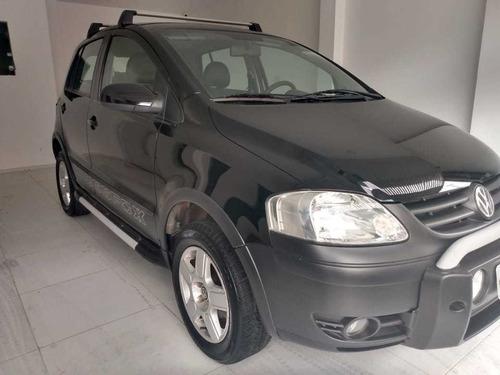Volkswagen Crossfox 2007 1.6 Total Flex 5p