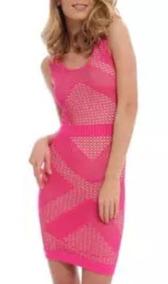 Sexy Mini Vestido Marca Bebe Stretch T M Fashion C181