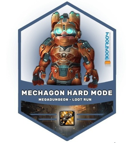 Wow Rush Operação Mechagon (gnomecan) Hardmode - Horda