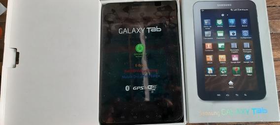 Tablet Teléfono Samsung Galaxy Tab 32gb Memoria 5mp Cámara N