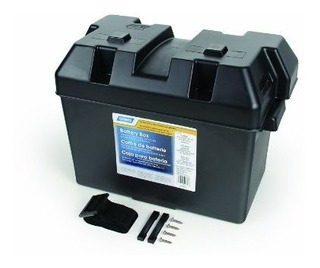 Camco 55373 Large Battery Box Groups 27 30 Y 31