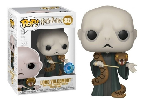 Funko Pop!   Harry Potter - Voldemort 85 (pop In A Box Excl)