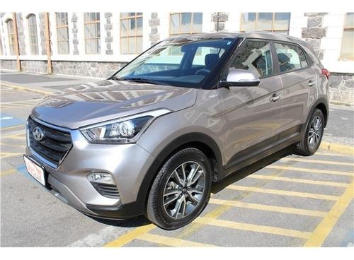 Imagem 1 de 10 de Hyundai Creta 2.0 16v Flex Prestige Automático