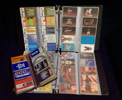 Imagen 1 de 10 de Colección De Más De 500 Tarjetas Telefónicas