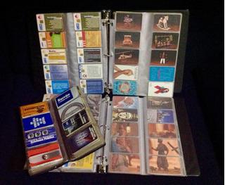 Colección De Más De 500 Tarjetas Telefónicas