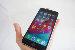 iPhone 6 Plus Con Huella Y Accesorios.