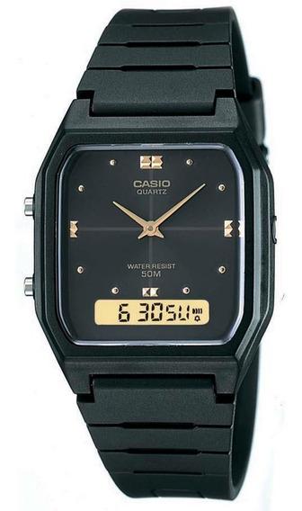 Relógio Casio Masculino Aw-48he-1avdf