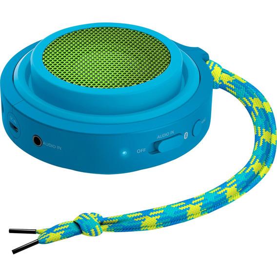 Caixa Som Philips Bt2000r/00 Bluetooth Recarregável Azul