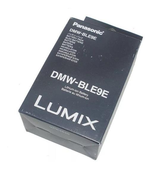 Bateria Panasonic Dmw-ble9e Dmc Gf3 Gf5 Gf6 Fz15 Fz100 Fz48