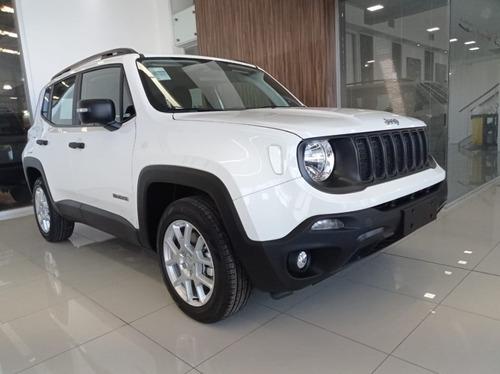 Jeep Renegade Sport Mt5 Adjudicas Con $990.000 + 60 Cuotas