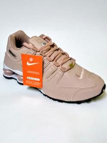 Tênis Nike Shox Lançamento Original Feminino Rosa C/ Frete