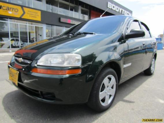 Chevrolet Aveo Famili 1.400