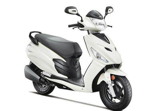 Hero Dash 110 By Honda Elite Suzuki An Ray Zr Eccomotor