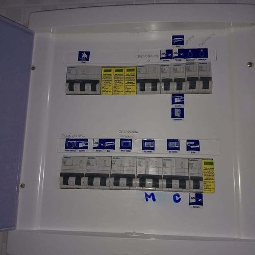 Eletricista Residencial/apartamento/condomínio