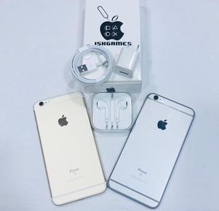 iPhone 6s Plus 16gb Liberado 4g Tienda Chacao 1 Mes Garantía