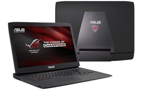 Notebook Gamer Asus G751jy - Geforce 980m