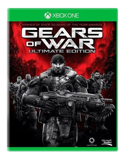Jogo Gears Of War Ultimate Edition - Xbox One