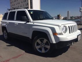 Jeep Patriot 2013 5p Limited Cvt 4x2 Q/c