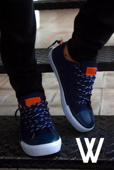 Zapatos Tipo Converse Unisex Oferta