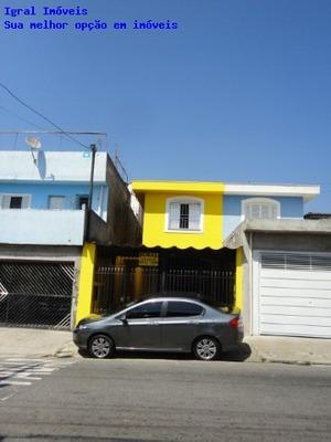 Casa Residencial Em Sao Paulo - Sp, Vila Campestre - Ca01478