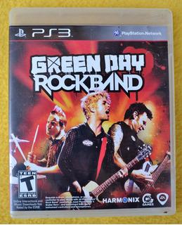 Green Day Rock Band Ps3 Play Magic