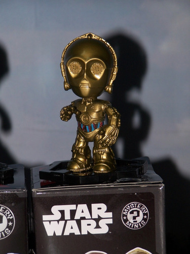 Star Wars C-3po - Funko - Mistery Mini