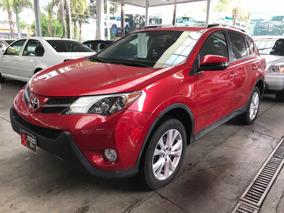 Toyota Rav4 2.5 Limited Platinum At 2014