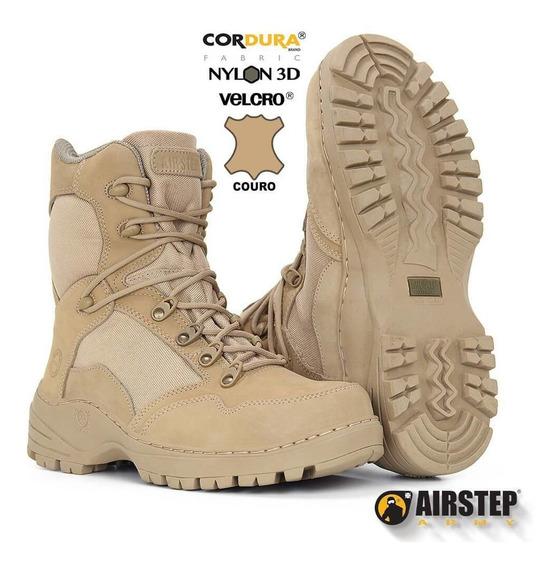 Bota Combat Airstep 8600-25 / Tan