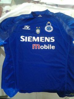 Camisa De Jogo Cruzeiro Tríplice Coroa