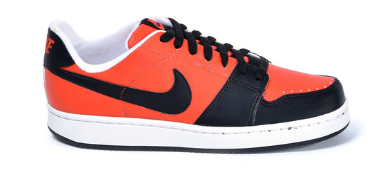 Tenis Nike Backboard Low (gp/ps) Az Naranja Kids