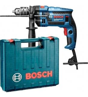 Taladro Percutor Bosch Gsb 16 Re 750w Mandril 1/2