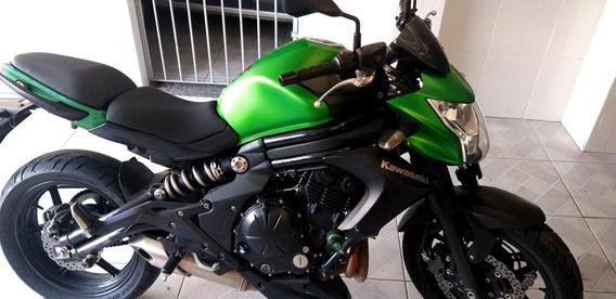 Kawasaki Er6n Abs 2014 - Baixa Km - Nova