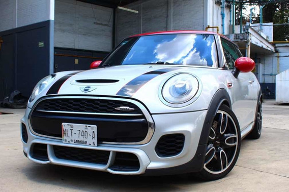 Mini John Cooper Works 2.0 Hot Chilli At 2016