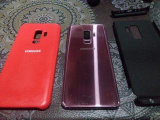 Samsung S9 Plus 64gb 6 Ram, Libre